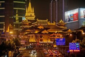 Shanghai-China-Night-Streets